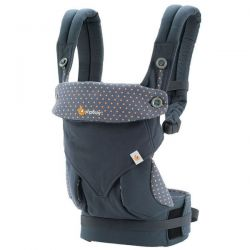 Ergobaby 360 Nosítko Dusty Blue
