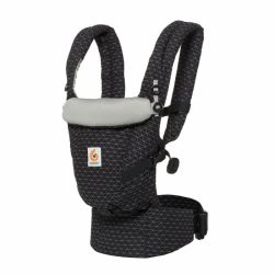 ERGOBABY ADAPT Black Geo