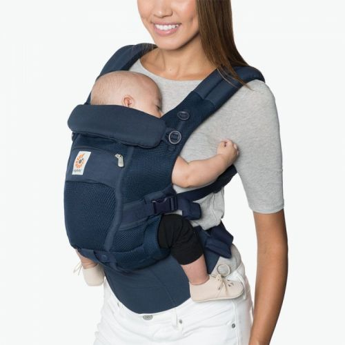 Ergobaby Nosítko ADAPT COOL AIR MESH Deep Blue