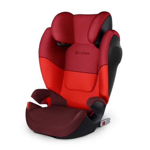 Autosedačka Cybex Solution M-Fix SL 2018 Rumba Red