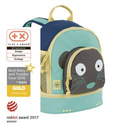 Lässig Mini Backpack Wildlife meerkat