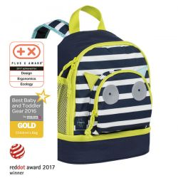 Lässig Mini Backpack Little Monsters bouncing bob