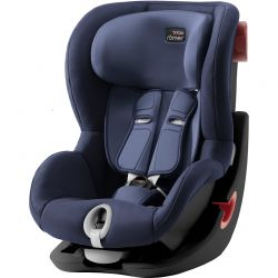 Autosedačka Britax Romer King II Black Moonlight blue