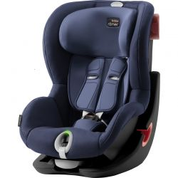 Autosedačka Britax Römer King II LS Black Moonlight blue