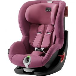 Autosedačka Britax Römer King II LS Black Wine rose