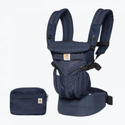 Ergobaby Nosítko OMNI 360 COOL AIR MESH Midnight Blue