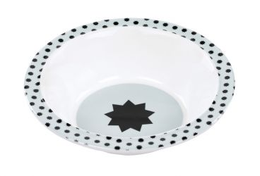 Lassig Bowl with Silicone Little Chums dog