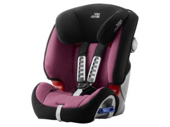 Autosedačka Britax Romer Multi-Tech III Wine Rose