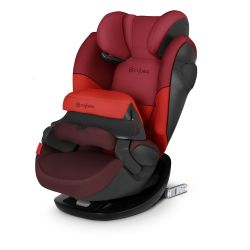 Autosedačka Cybex Pallas M-fix 2019 Rumba Red