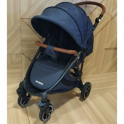Kočárky Baby Monsters Compact 2.0 Plus 2018 denim