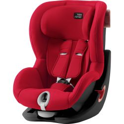 Autosedačka Britax Romer King II Black Fire Red
