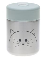 Lassig Food Jar Little Chums Cat