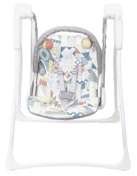 Graco Houpátko Baby Delight patchwork