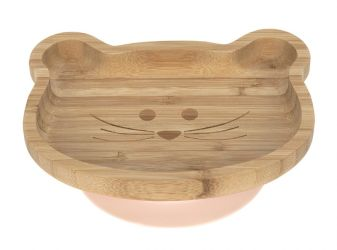 Lassig Platter Bamboo Chums Mouse