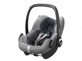 Maxi-Cosi Letní potah Pebble Pro / Pebble Plus / Rock Fresh Grey