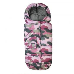 7AM Enfant Blanket 212 Evolution fusak Camo Pink