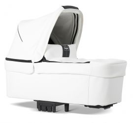 NXT Carrycot 2020 leatherette white 30009