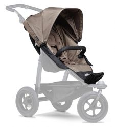TFK stroller seat unit Mono brown