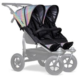 TFK stroller seats Duo glow in the dark