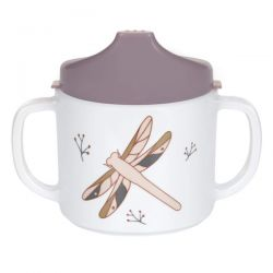 Cup Melamine/Silicone Adventure dragonfly