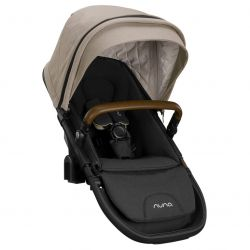 Nuna DEMI grow sibling seat timber